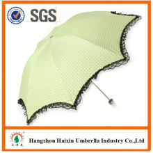 Parapluie de soleil dernière usine gros Parasol Print Logo