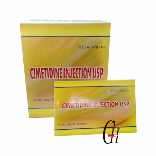 Cimetidine Injection 200mg/2ml