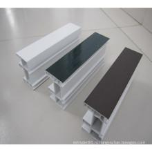 Высокая прочность Plastric PVC машины профиля WPC Экструзионная линия