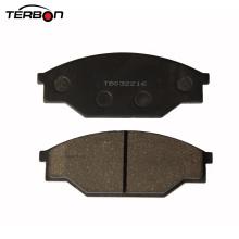 ISO-Zertifikat Autoteile Bremsbelag für Toyota