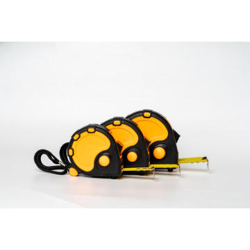 Coated Tape Measure with Magnetic Hook