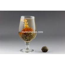 Chá da flor do chá de florescência padrão da UE