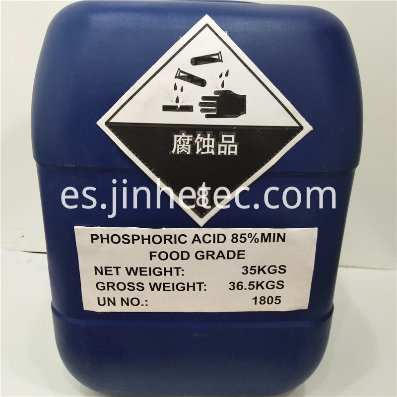 Orthophosphoric Acid Food Grade