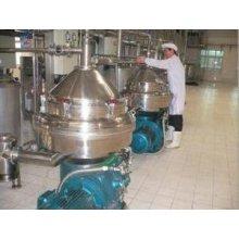 Centrifugeuse pour l'industrie alimentaire
