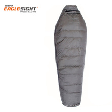 Extreme Cold Weather Winter Sleeping Bag Mummy Camouflage Goose Down Sleeping Bag Military Camping Sleeping Bag