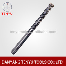 Auto-welded Industry quality cross tip sds plus hammer drill bits