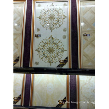 Building Materials Interior Full Polished Glazed Porcelain Tile