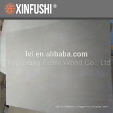 low price birch plywood made in China