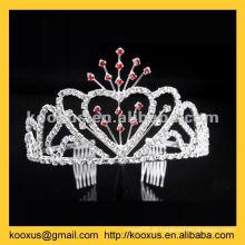 Profissional tiara e coroa fornecedor