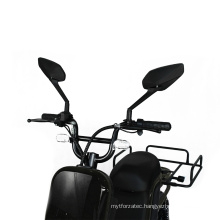 2 Wheel Cargo Delivery Electric Cargo scooter Cargo electric bike