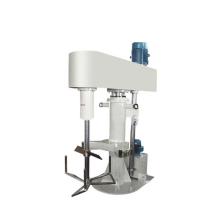 Máquina mezcladora de dispersión de pintura de alta velocidad