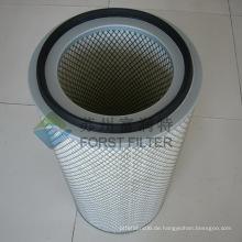 FORST spätestes Entwurfs-Qualitäts-Zellulose-Filterpatronen-Herstellung