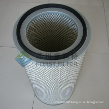 FORST Latest Design High Quality Cellulose Filter Cartridge Manufacture