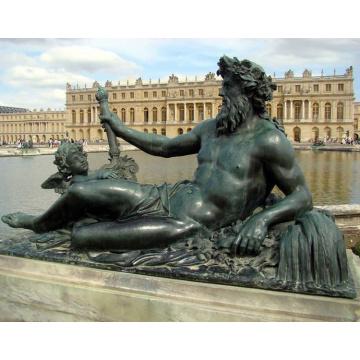 Statue en bronze de Zeus CLBS-Z002