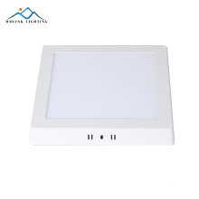 Battery powered slim color temperature adjustable led panel light 6w