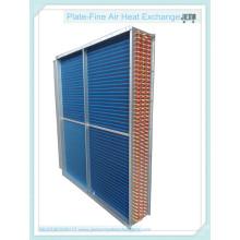 Kupferrohr Blue Fin Tube Radiator als Verdampfer (STTL-4-12-1000)