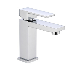 Sanitary ware single lever polished brass mixer luxury hand wash series original basin faucet waterfall faucet bathroom water