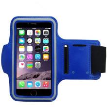 Fournisseur de prix d'usine pour le brassard de l'iPhone 6, brassard de téléphone de sports pour l'iPhone 6