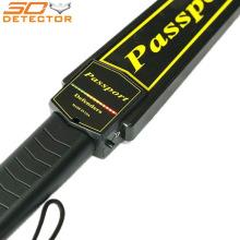 Passport Handheld Metal Detector Security Metal Detector Explosive Detector