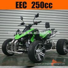 Bicicleta de Quads CEE Racing Atv 250cc com portador traseiro