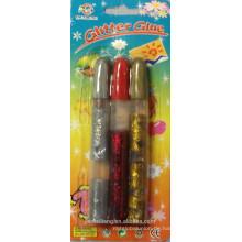 (JML) neue Art-Funkeln-Kleber-Stifte / helle waschbare Kleber-Stifte China-Großverkauf