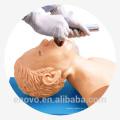 WHOLESALE CPR 12421 Modèle de simulateur de formation à la gestion des voies respiratoires de l'intubation électronique de la trachée