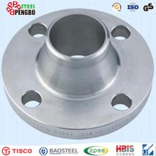 Brida de acero inoxidable ANSI BS DIN En1092-1 JIS