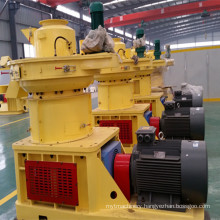 Vertical Ring Die Pellet Machine with CE ISO