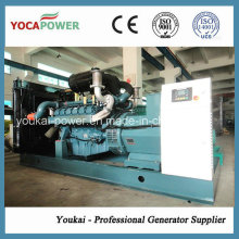 Высокое качество! Дизельный двигатель Doosan 600 кВт / 750кВА Дизельный генераторный агрегат