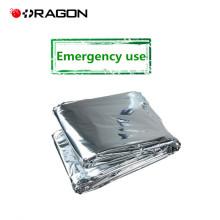 DW-EB01 Le CE et l'OIN ont approuvé la couverture reflétante thermique d'urgence du soleil