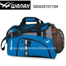sports travel bag mesh ball pocket