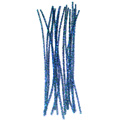 Tinsel Pipe Cleaners chenille tiges pour l'artisanat