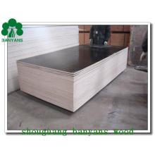 Construcción Film Facing Shuttering Parrow Ply Phenolic Plywood