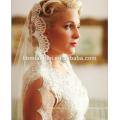 Europe and the United States the new fashion bride veil bridal accessories must veil lace wedding veil