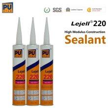 Joint d'étanchéité de construction à haut module pour Joint Lejell 220 PU Sealant