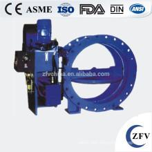 energy storage pot type hydraulic slow closing check valve
