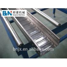 Panel de suelo de metal que forma la máquina
