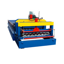 Automatoc 950 color steel aluminum metal roofing iron sheet arc glazed tile roll forming equipment building material machinery