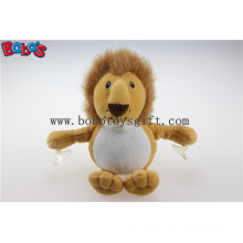 China Supplier Custom Suction Lion Toys Plush Stuffed Lion Animals with Plastic Suction Cups Bos1140