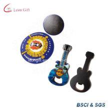 Material suave con Epoxy impresión Logo guitarra imán