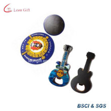 Soft Material with Print Epoxy Logo Guitar Magnet
