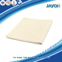 Toallas de limpieza de cocina de microfibra blanca