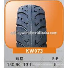 tubeless Reifen 130/60-13