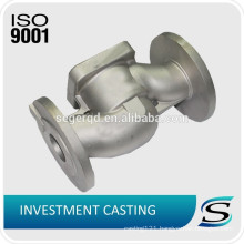 cf8m stainless steel precision casting