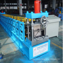 corrugated stainless steel used Roll Forming Machine Steel Profile Cold Roll Forming Machine c z purlin bending machine