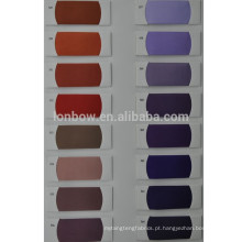 Tecido de cor de roupas de mulher forro tecido viscose