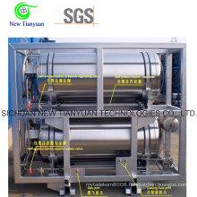 375L Large Volume Cryogenic Insulation LNG Cylinder