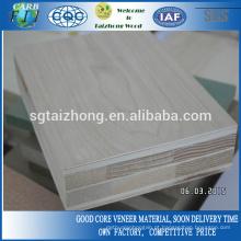 Porta Usada Natural Cinza Veneered 44mm Block Board