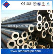 Bester Stahlrohrlieferant 16Mn sts49 legierter Stahlrohr
