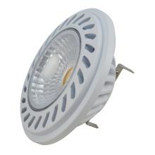 LED-Strahler AR111 COB 16.5W 1600lm G53 AC/DC12V weißes Gehäuse